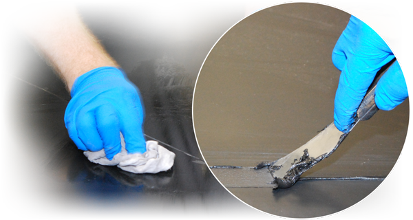 Preparation of Surfaces for Epoxy Adhesive Bonding