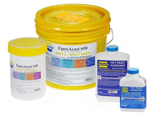 EpoxAcast® 650 + 101 Hardener