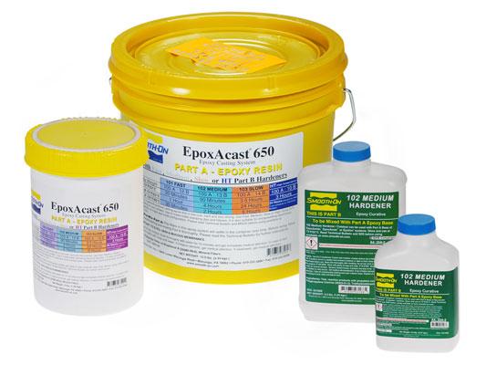 EpoxAcast® 650 + 102 Hardener