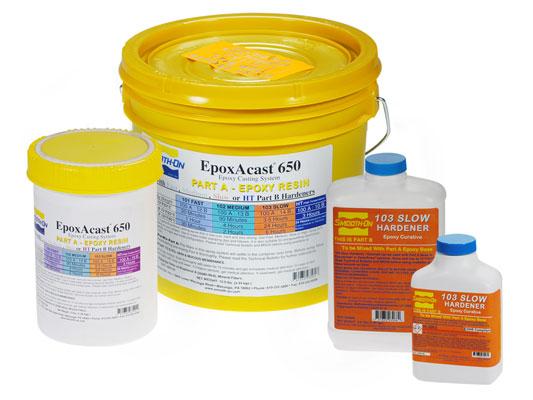 EpoxAcast® 650 + 103 Hardener