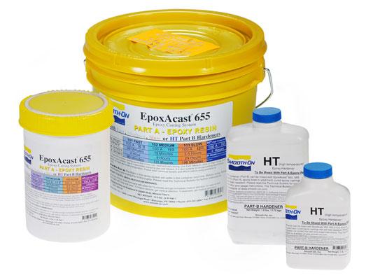 EpoxAcast® 655 + HT Hardener