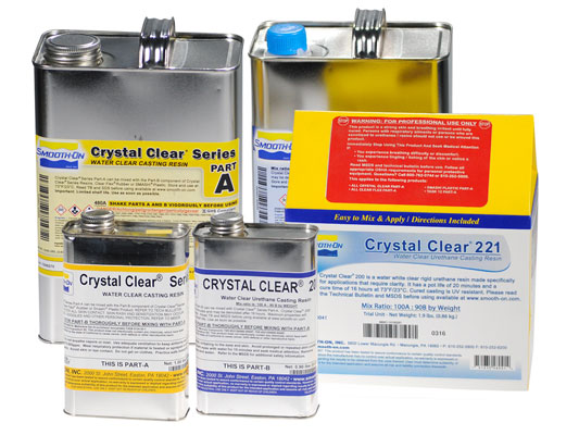 Crystal Clear® 221