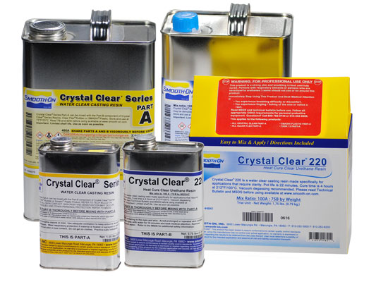 Crystal Clear® 220