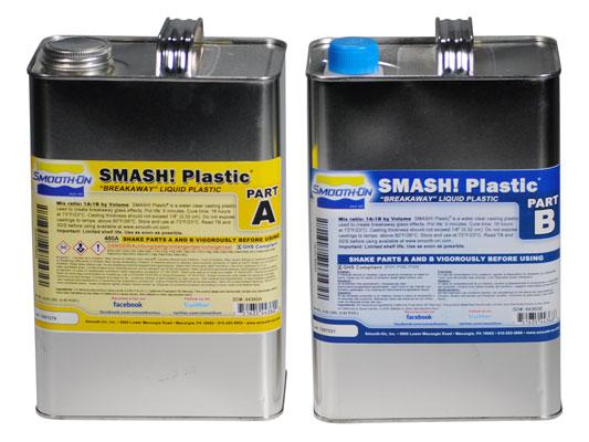 SMASH!® 塑料