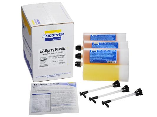 EZ-Spray® Plastic