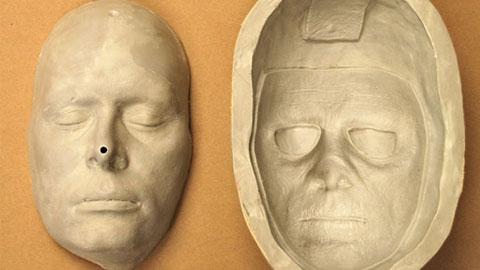 制作聚氨酯树脂化妆假体模具