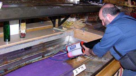 使用EZ-Spray橡胶,避免昂贵的修复