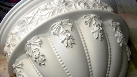 La Ferla 石膏产品-古老世纪的艺术效果复合Smooth-On化学