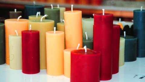 蜡烛制作的闪光成功故事