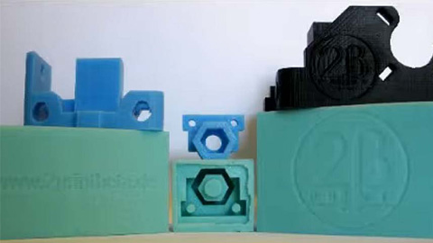 使用Smooth-Cast ONYX制作的RepRap 3D打印件零件